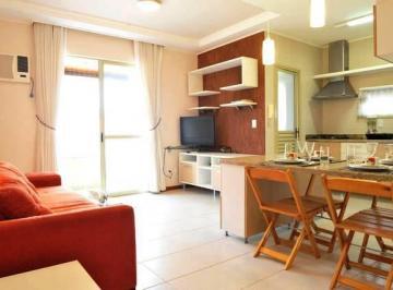 Apartamento mobiliado na Praia dos Açores