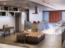 image- Apartamento Mosaic Alto De Pinheiros