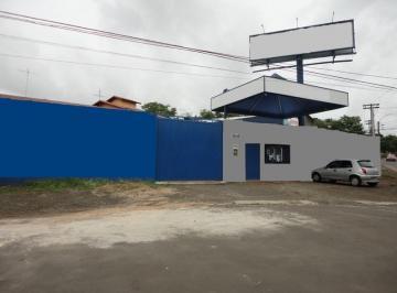 Casa comercial para locação, Residencial Burato, Campinas - CA3773.