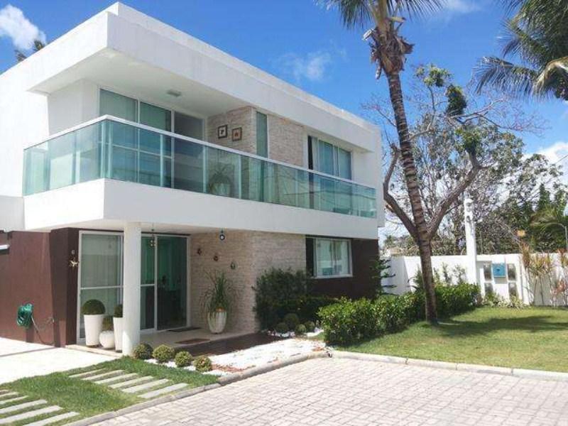 Casas lindas e modernas com piscinas casa piscinas de for Casas duplex modernas