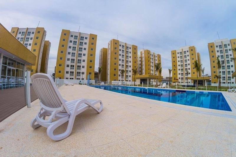 João Bettega Home Club - Apartamento 3 quartos e 1 vaga no Cic
