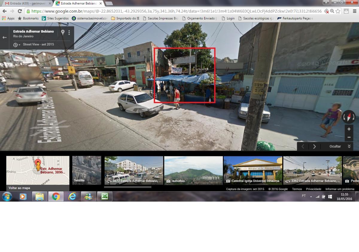Terreno de 0 quartos, Rio de Janeiro