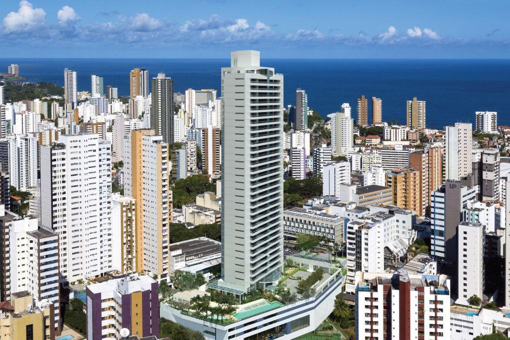 Mansão Bahiano de Tênis - 4 suítes, 305m². Alto Padrão na Graça