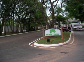 Vendo terreno Condomínio Santa Teresa II Vinhedo
