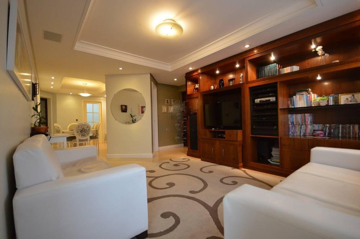 Apartamento venda com 3 quartos merc s curitiba r for Apartamento mobiliado 3 quartos curitiba