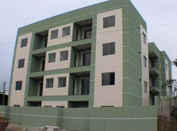 Apartamento de 2 quartos, Campo Largo