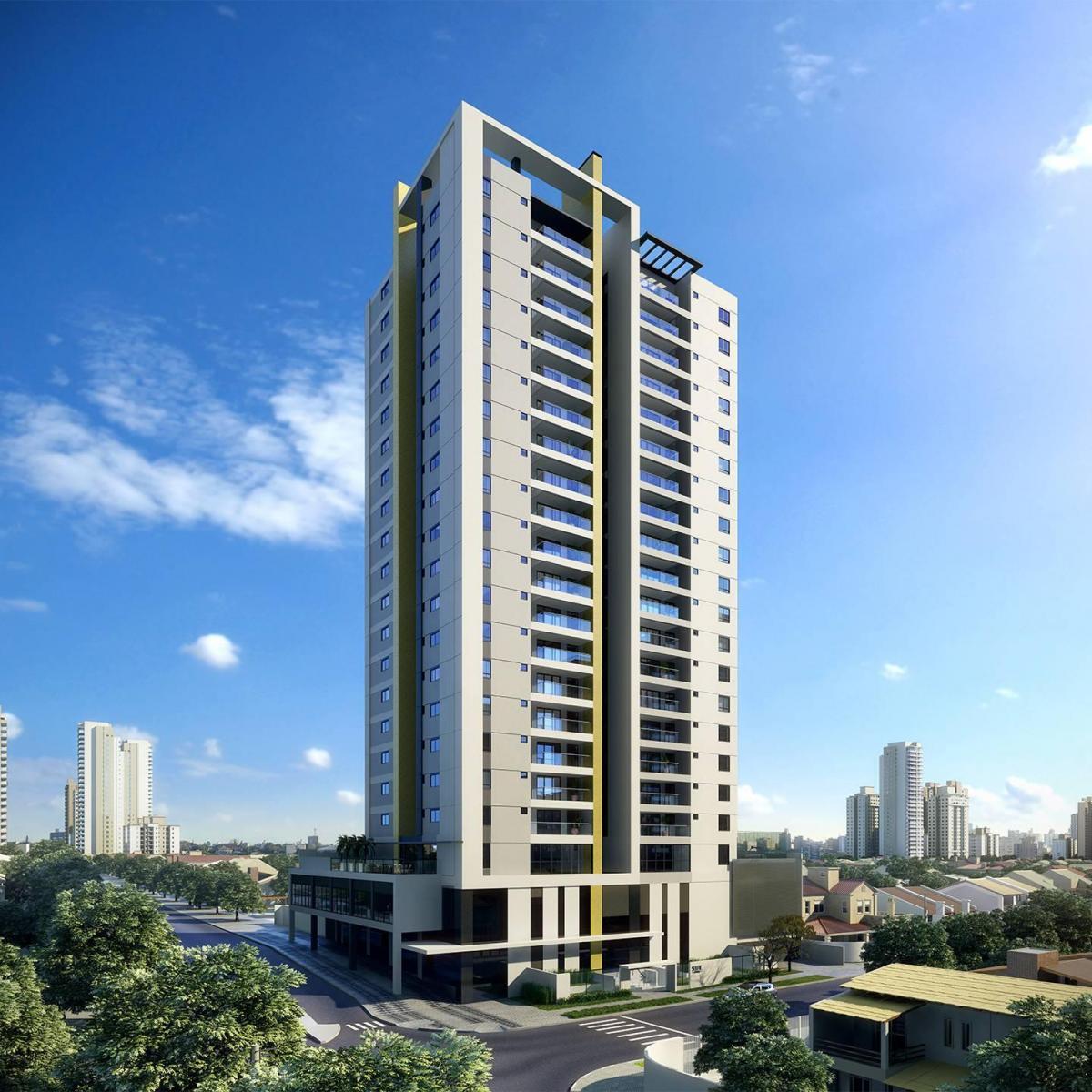 Apartamento venda com 3 quartos cabral curitiba r for Apartamento mobiliado 3 quartos curitiba