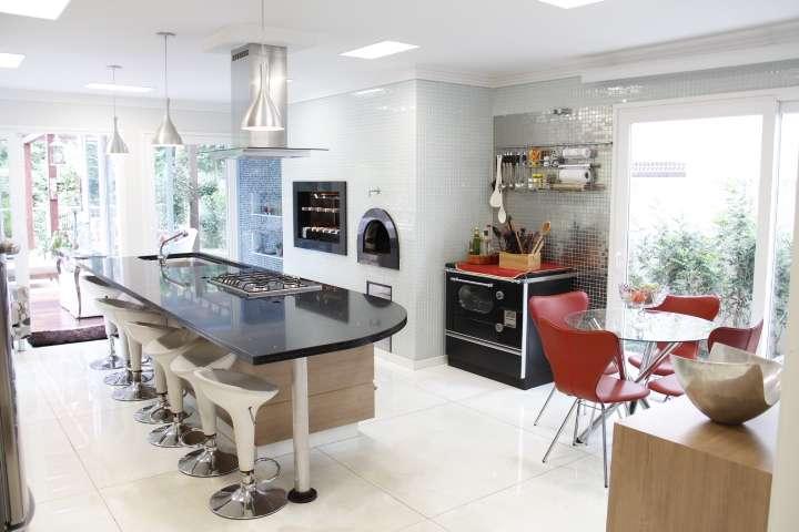 Casa venda com 5 quartos ecoville curitiba r for Casas decoradas x fuera