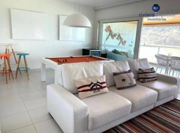 Apartamento Pé na Areia, 3 suítes, Riviera de São Lourenço, Bertioga.
