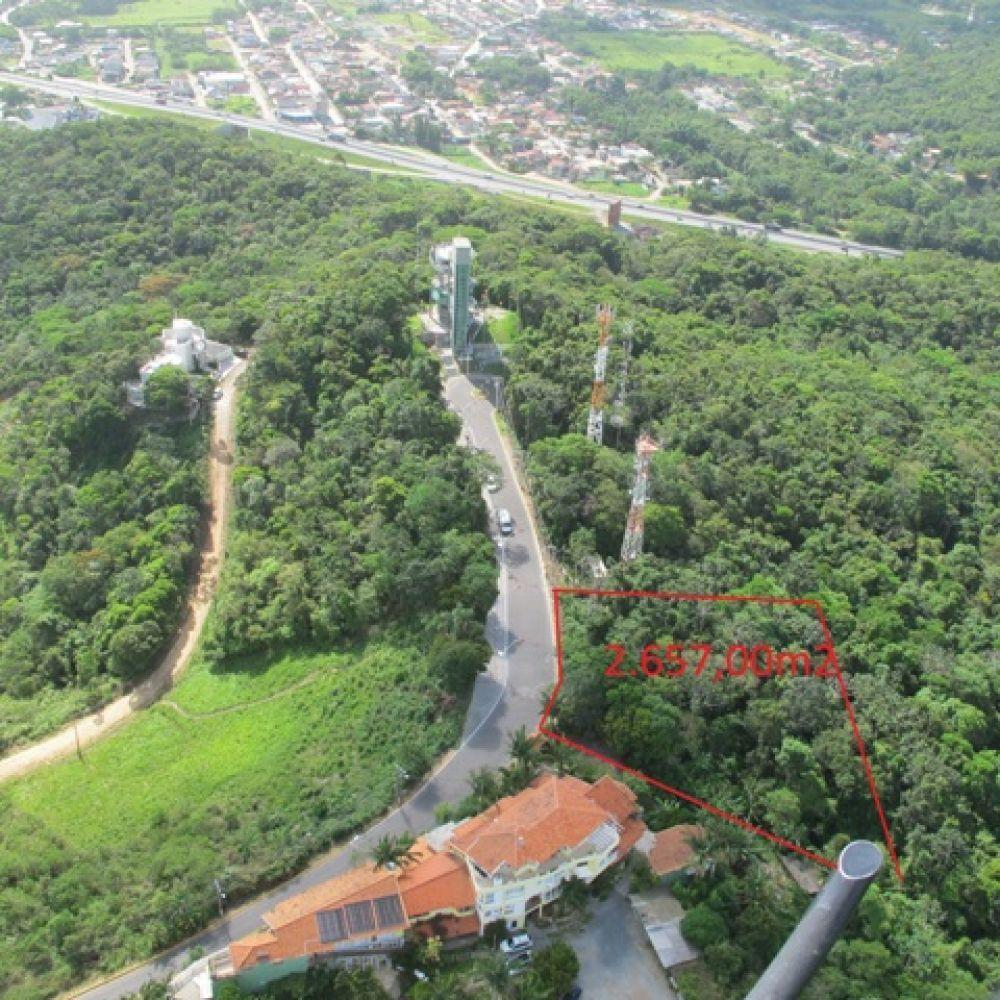 Terreno com 2657 m² no Morro do Mirante do Encanto, Itapema, SC