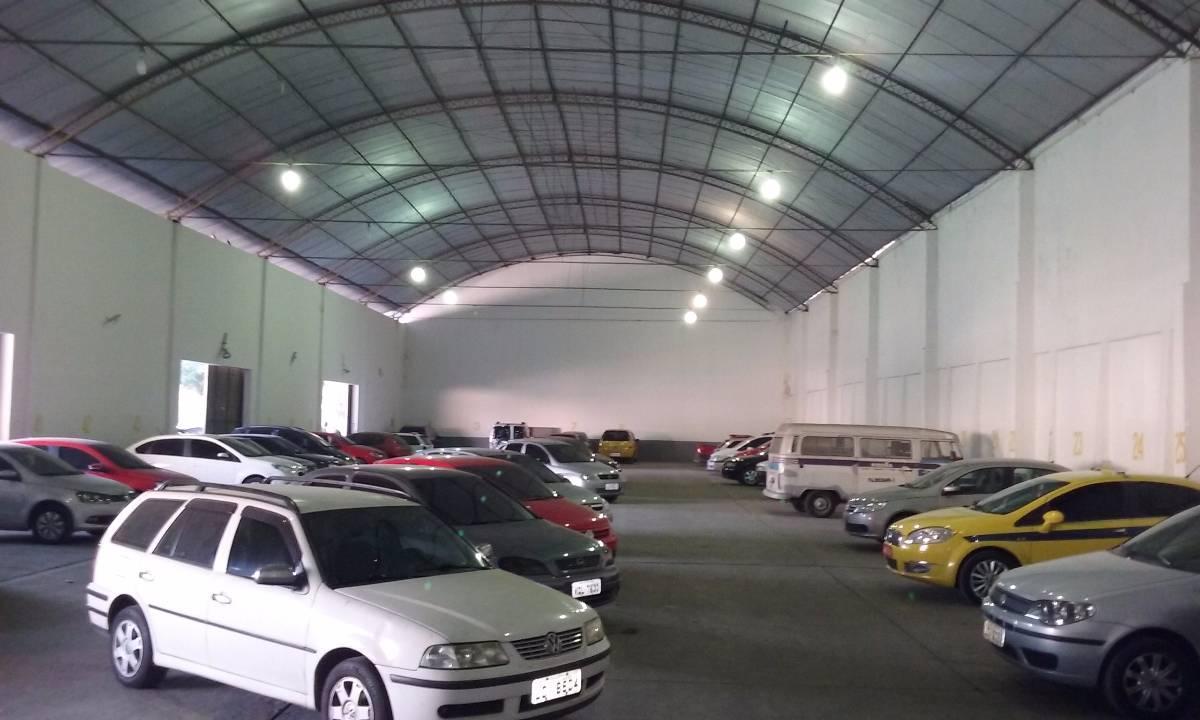 Galpão C/ Docas - Bonsucesso - 7.500 M² - Cód. 1338