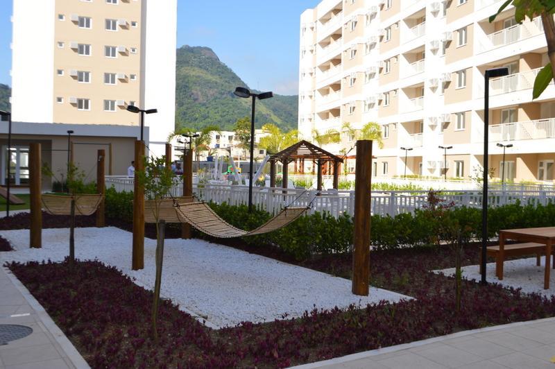 Vent Residencial - 2 quartos com suite - Jacarepaguá