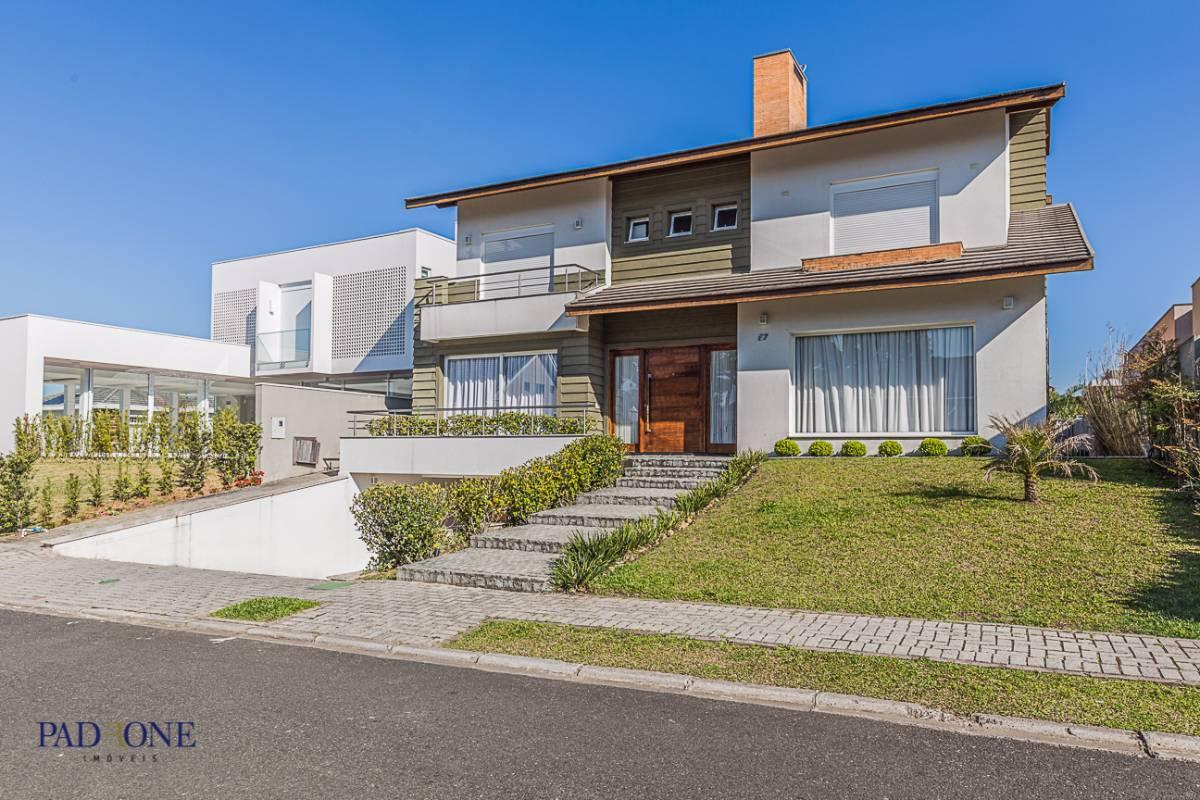 Residência 444m² em Condomínio Fechado - Paysage Curityba