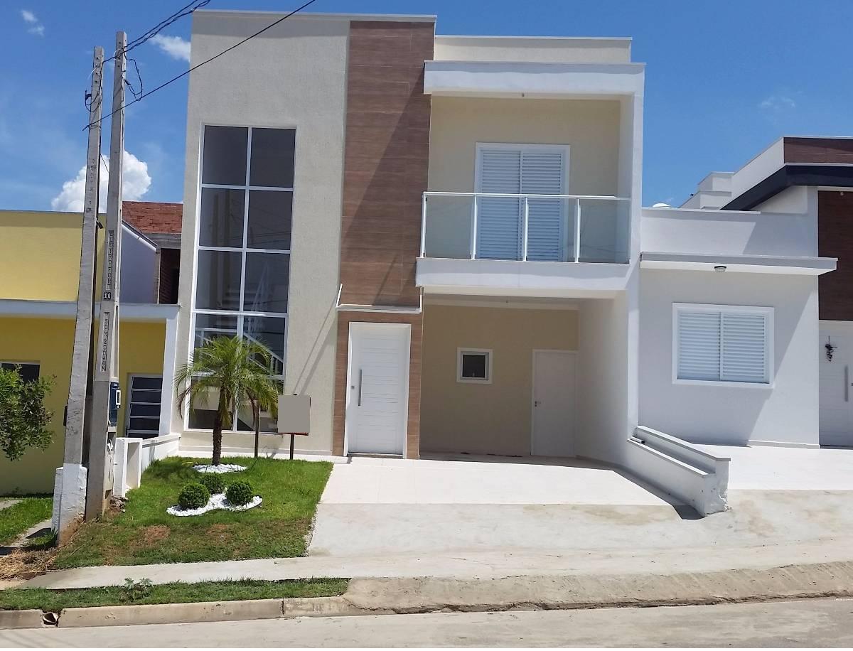 Casas de Condomínio Nova 3 Quartos