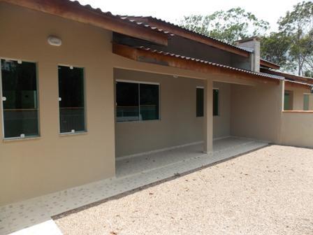 Casa nova com 2 quartos em Itapoá SC