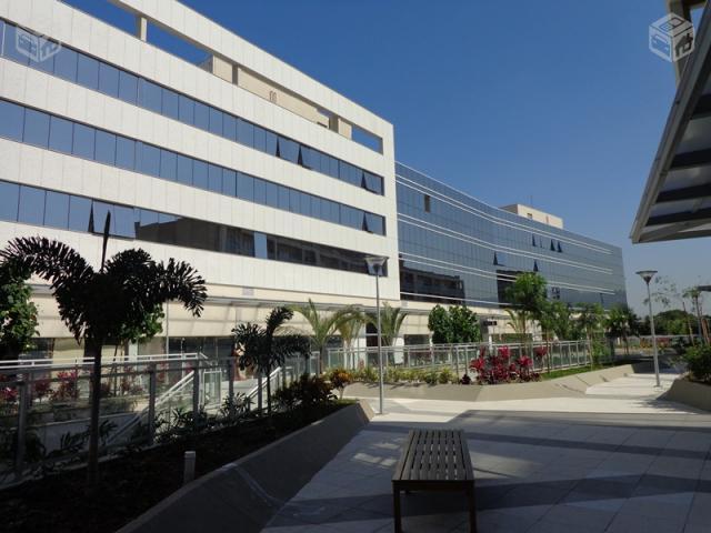 Link Office Barra - Salas na Av. Ayrton Senna - Financio direto em 120 meses