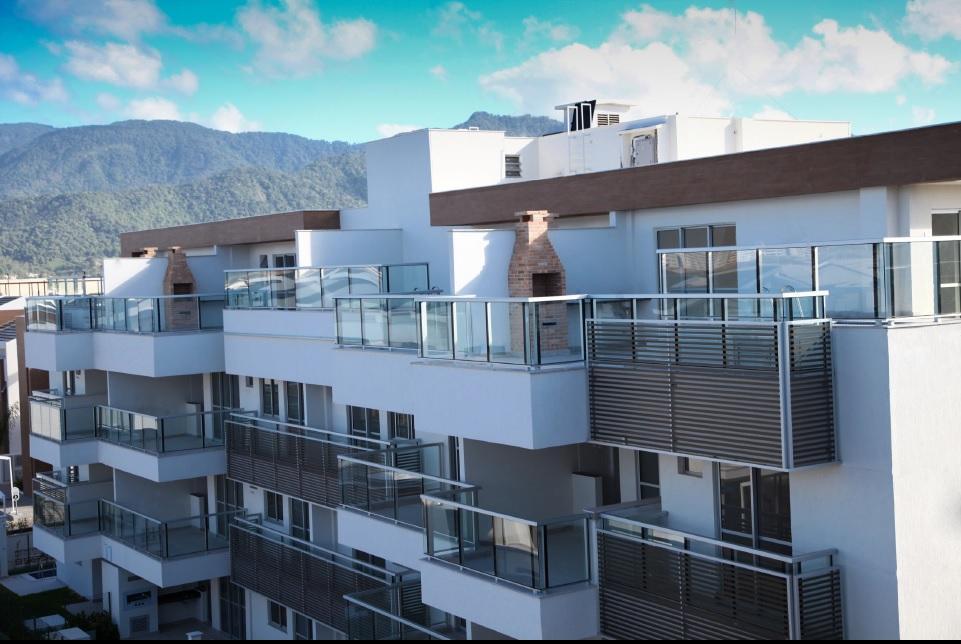 Concetto - Cobertura Duplex 3 qts - Financio direto em 120 meses