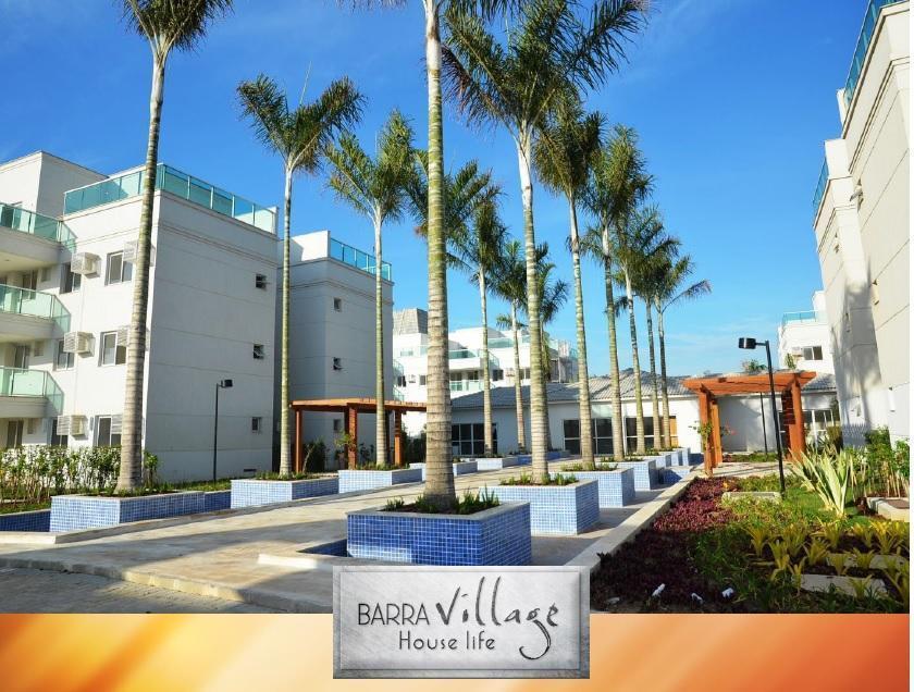 Barra Village - Maravilhosa Cobertura 3 qts - Desconto Incrivel