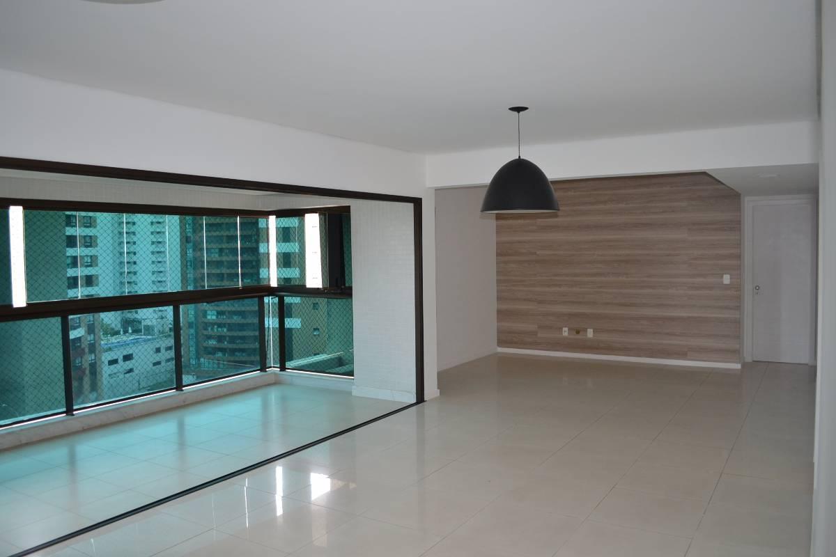 Apartamento de 3 suítes, venda – Alphaville I