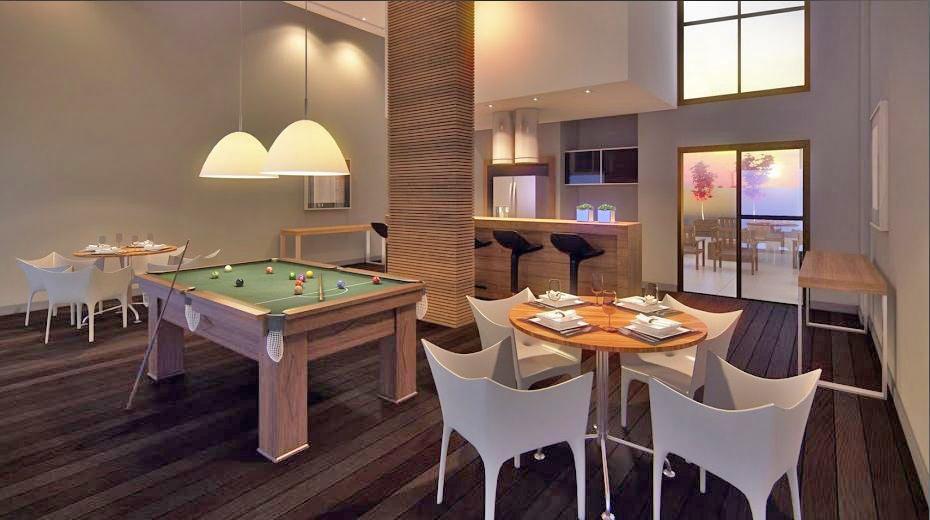Preço de Ocasião - Belo Apartamento no Ecoville 42m² com Garagem
