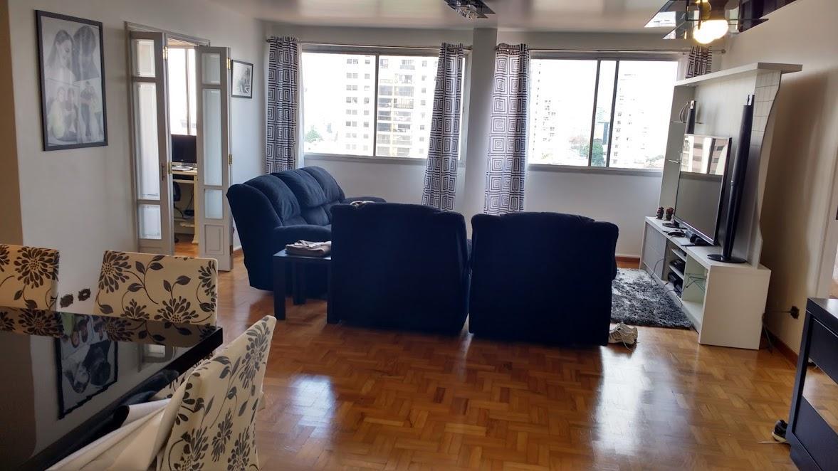 Lindo apto 04 dormitórios - Vila Mariana!
