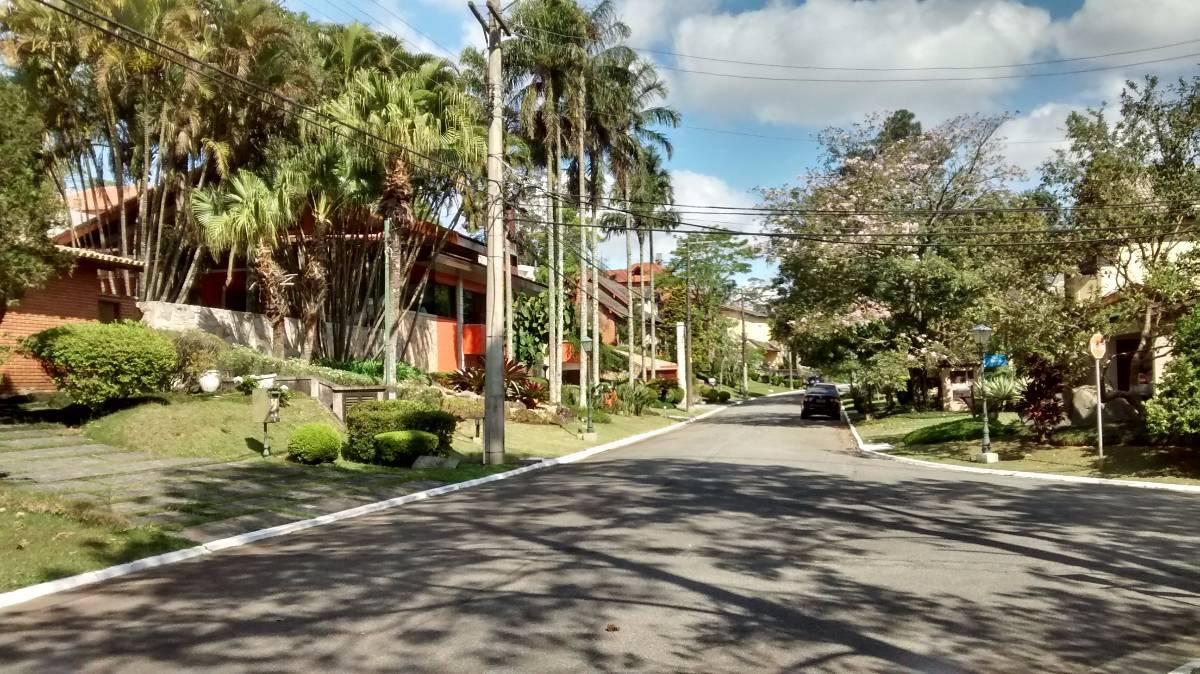 OPORTUNIDADE$$ Lote Altíssimo Nível Aldeia da Serra PÁSSAROS Próx. Alphaville