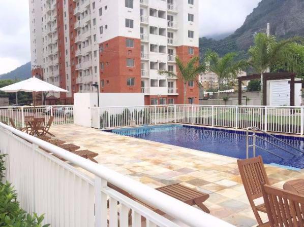 Village Vip Club Residence - Aptos de 2 quartos na região olímpica da Barra