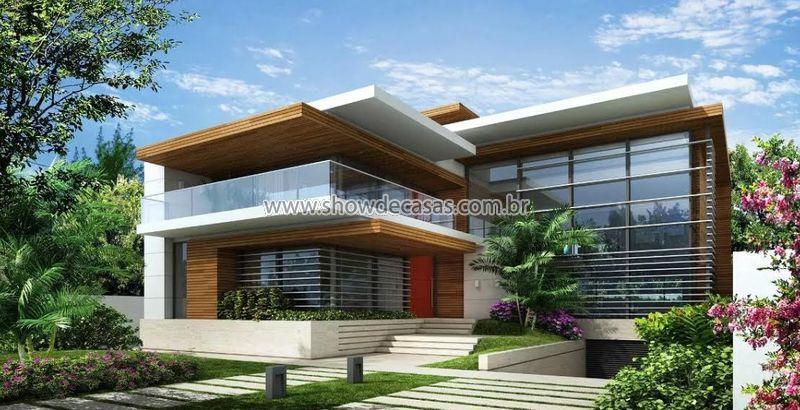 Casa venda com 5 quartos barra da tijuca rio de - Piano casa in condominio ...