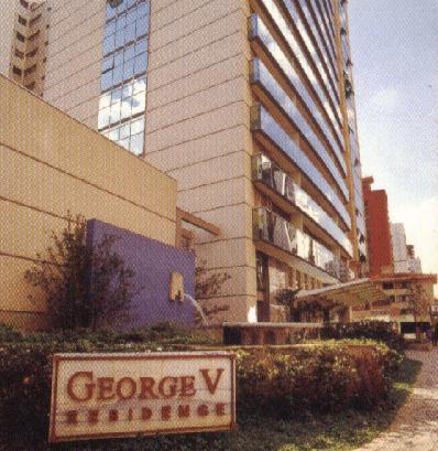 George V Itaim - 2 dorms - 80m²