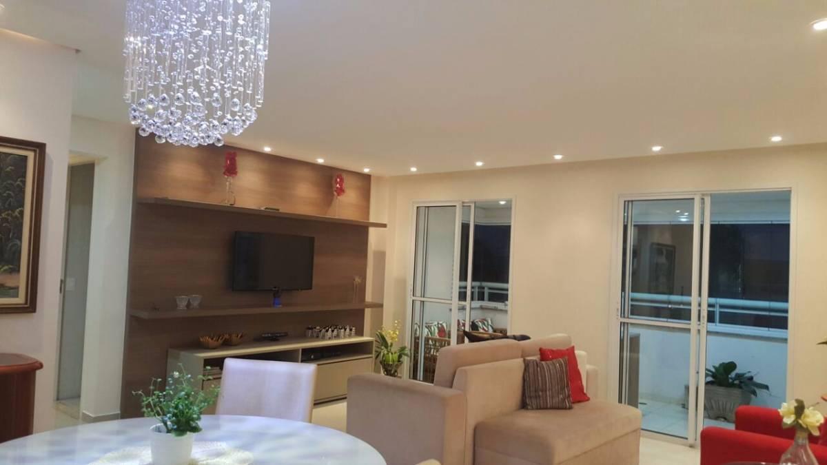 Excelente apto  novo reformado no Morumbi  86m²  2 dormitorios  2 vagas
