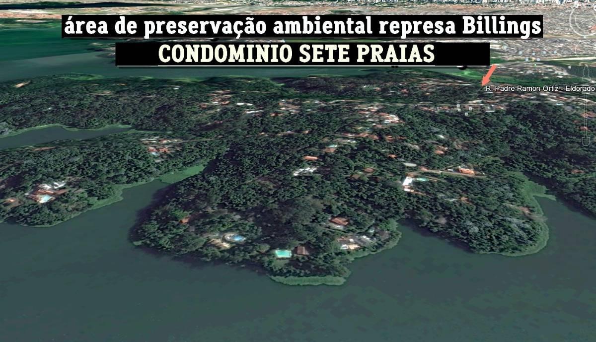 localização entre SBC e Santo Amaro (referência: Estrada do Alvarenga)