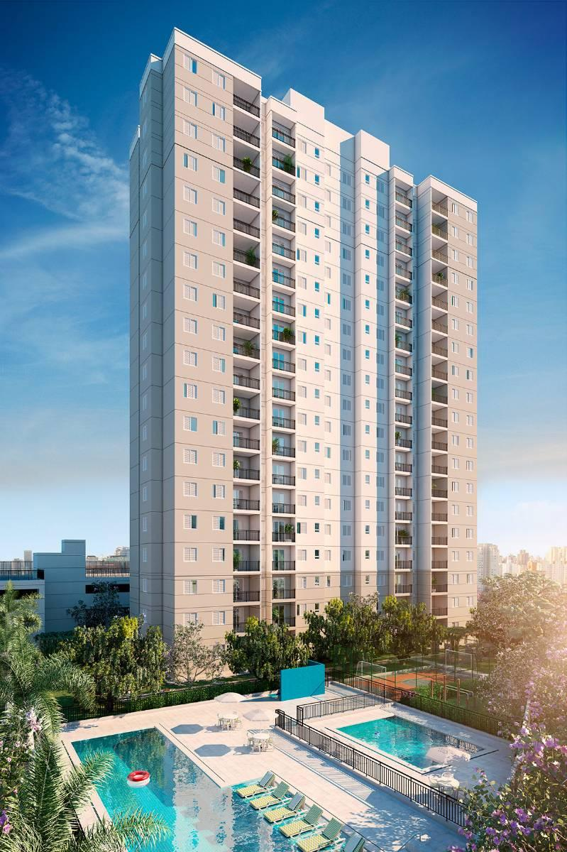 Apartamento na Penha 48 m² 2 Quartos - Ato a partir de 5 mil
