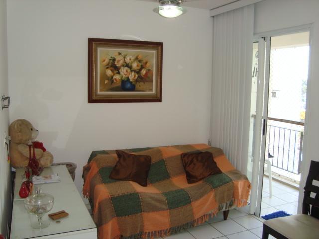 Apartamento Um Quarto - sala - Varanda - Infraestrutura!
