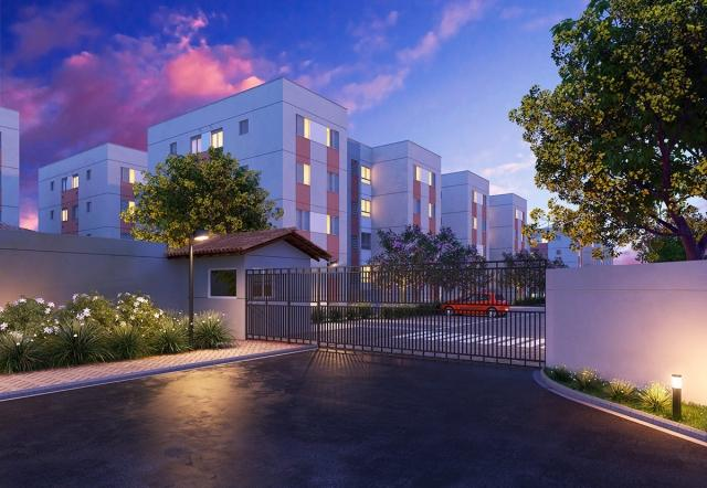 Apartamento na Zona Norte Entrada a partir de 3 mil reais