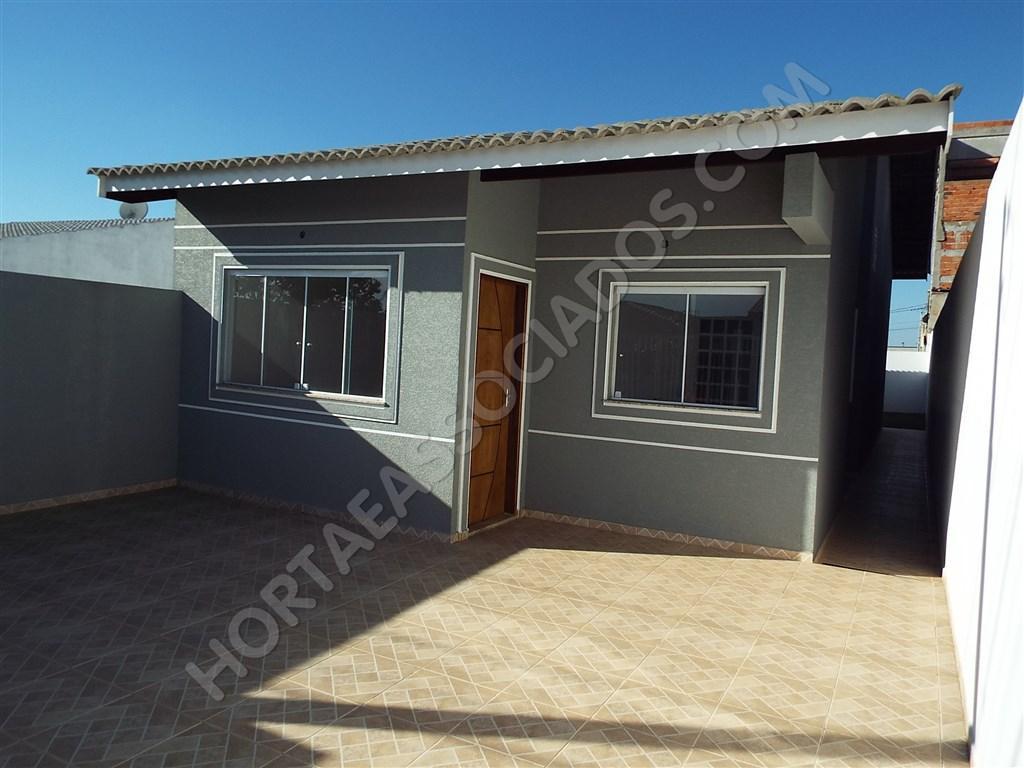 Casa à venda em Atibaia, nova, térrea, 3 Dorm (1 Suíte), Quintal Gramado, Área Gourmet, 2 Vagas, Nova Atibaia