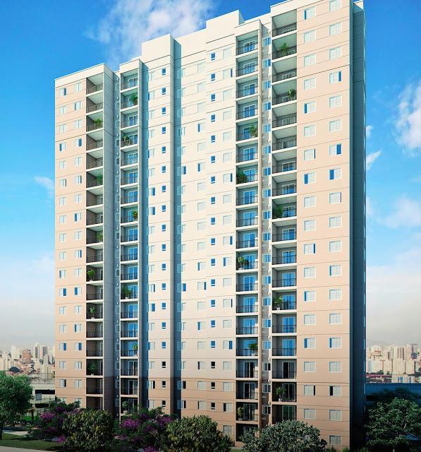 Apartamento na Penha 2 e 3 dormitorios com varanda
