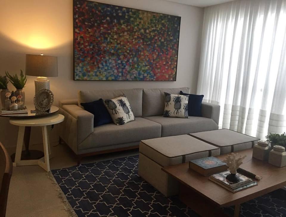 Cobertura 04 suites e 03 vagas de garagem toda mobiliada e decorada