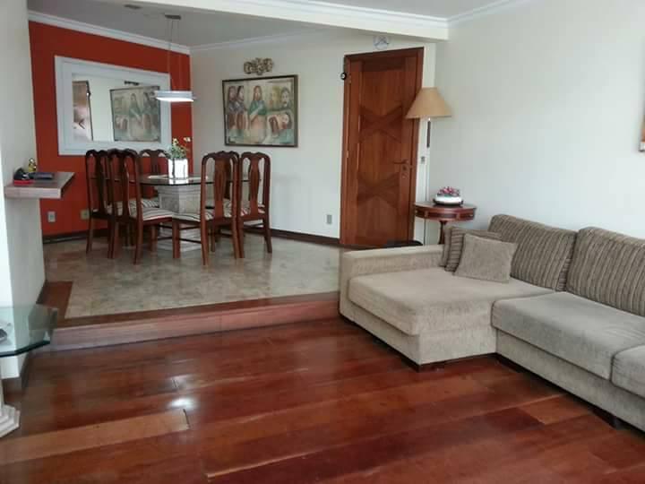 Apartamento para venda de 130m² com 3 quartos - Casa Verde