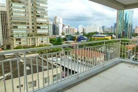 Itaim Bibi 123M² 02 suites 02 vagas terraço,deposito,lazer unidade No Contrapiso
