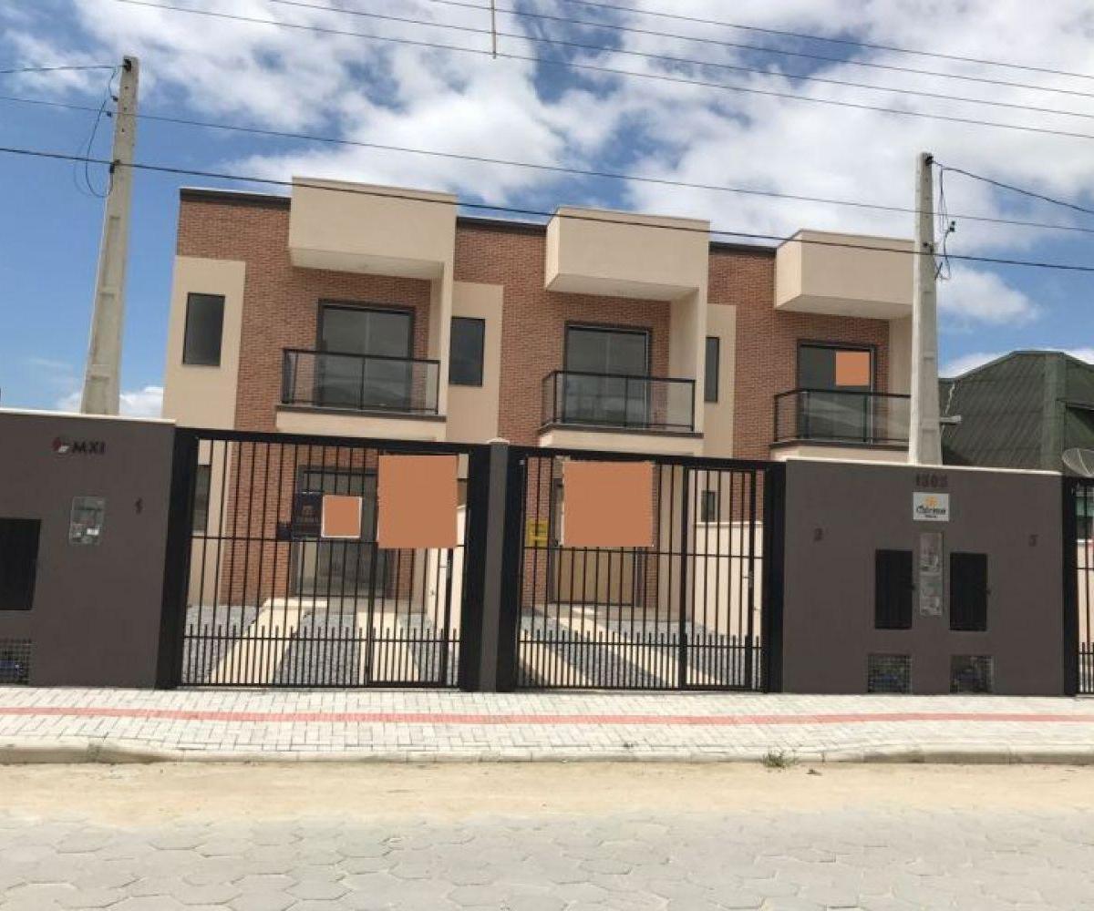 Sobrado Geminado 2 dormitórios, Morretes, Itapema, SC