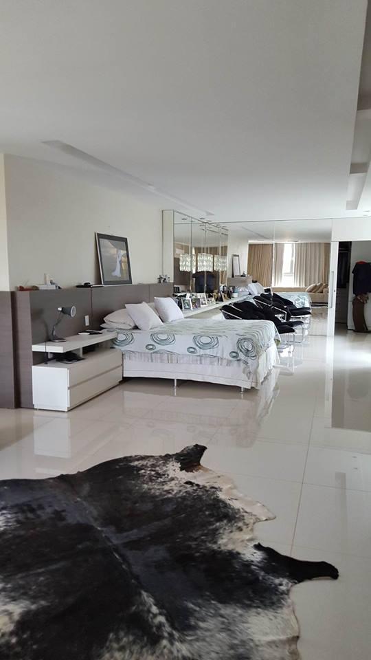 Sobrado de luxo com 4 Suítes, 509 m² na 208 Norte