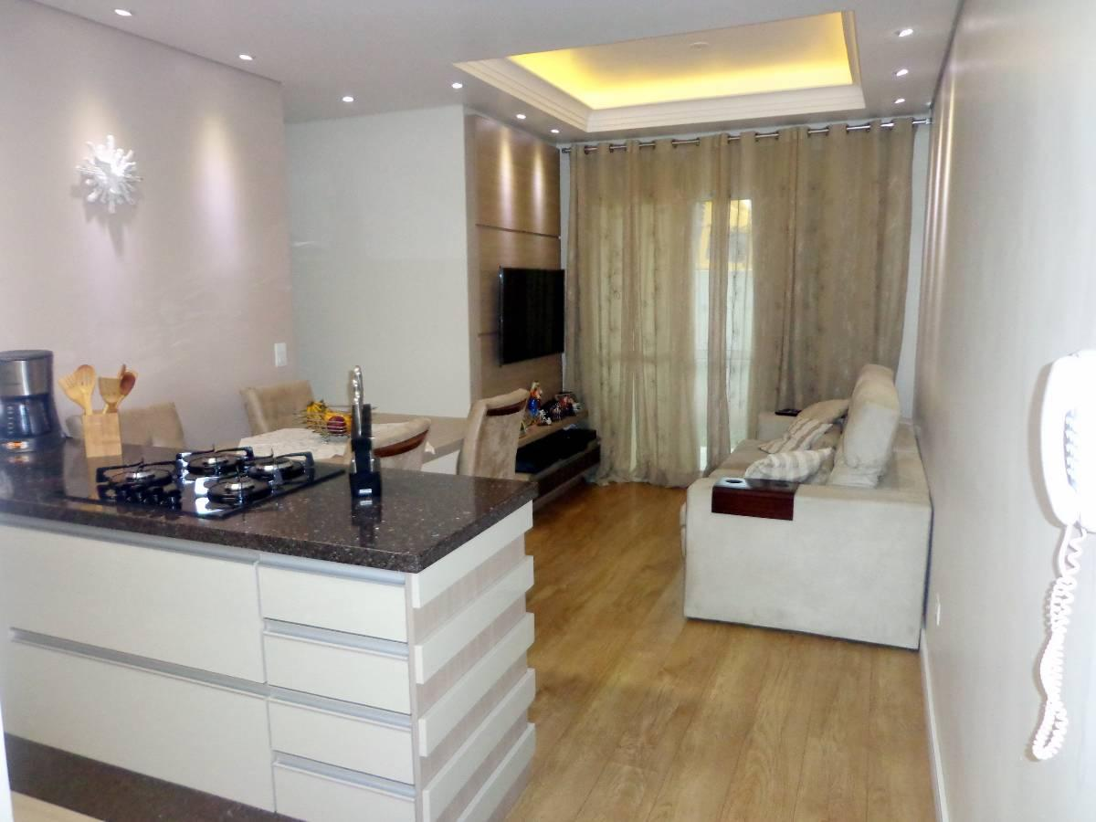 Apartamento Garden 105m² Bella Vita Sole- Campo Comprido