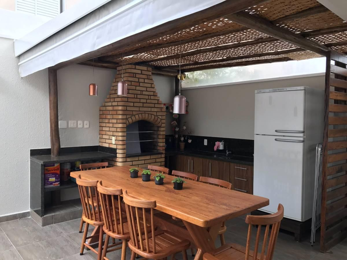 Condomínio fechado  Reservatto - Casas isoladas com 3 dormitórios, ac: 133m.