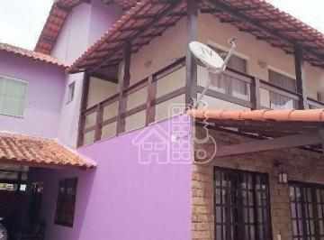 Casa com 4 dormitórios à venda, 201 m² - Arsenal - São Gonçalo