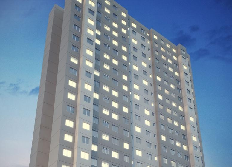 Apartamento no Cambuci/ Lançamento/ Mooca/ Minha Casa Minha Vida