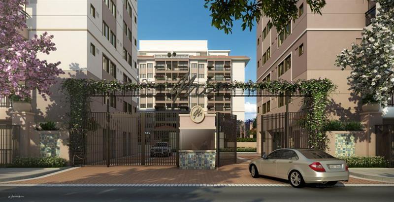 Mio residencial com 3 quartos, 2 suites Pronto para morar Taquara