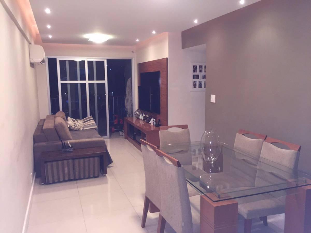 Cachambi apartamento 3 qts suite vaga mobiliado Rua Getúlio