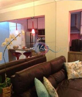 Apartamento 3 Dorms (1 Suíte) e Cozinha Planejada no Cond. Espaço e Vida
