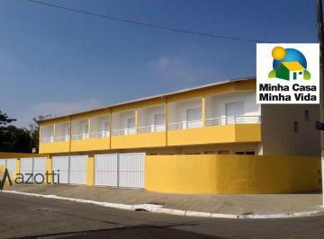 Sobrados em Praia Grande 2 dormitorios - Mazotti Construtora e Imobiliária- MCMV