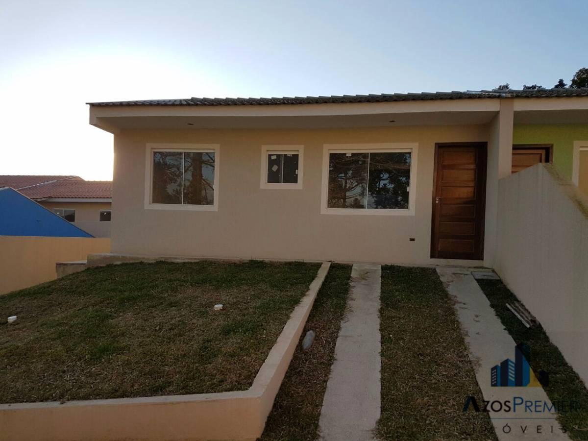 Excelentes casas novas no Parque do Embu